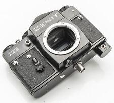 Zenit 12S 12 S 12-S Body Gehäuse Schwarz SLR Kamera Spiegelreflexkamera