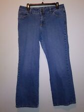 Jeanstar Womens Size 16P Medium Wash Denim Blue Jeans