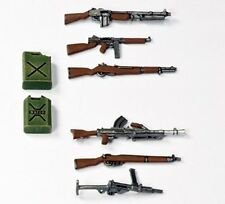Miniature Allied Weapons Set Toy Soldier Diorama King & Country PM065-66-67 Set