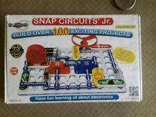 Snap Circuits Jr. SC-100 Electronics Exploration Kit | Over 100 STEM Projects !!