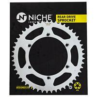 NICHE 520 49 Tooth Rear Drive Sprocket for Kawasaki KX250F KX450F KX125