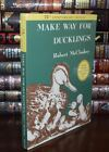 Make Way for Ducklings 75th Anniversary New Slipcased Sealed Deluxe Edition