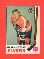 1969-70 OPC  #  171  Garry Peters nrmnt-mt