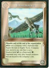 MIDDLE EARTH BLACK BORDER PREMIER RARE CARD EAGLE MOUNTS