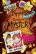 Gravity Falls Dipper's and Mabel's Guide to Mystery ( Hardcover)