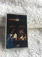 AL GREEN & BOBBY WOMACK BACK 2 BACK HITS SEALED Cassette Tape