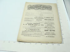 Vintage magazine: Appletons' Journal literature science & art Dec 13, 1873 -