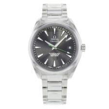 Relojes de pulsera OMEGA de acero inoxidable acero inoxidable