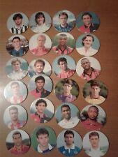lotto figurine  panini calcio calcio stars caps 1996