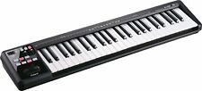 Roland A49BK 49 Key Midi Keyboard Controller in Black