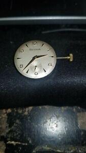 Vintage Bulova Cal. 11AC 17 Jewel Movement  NEW OLD STOCK !!!