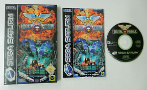 Digital Pinball für Sega Saturn - CIB - OVP - Komplett !