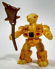 BATTLE BEASTS #47 HUNCHBACK CAMEL - W/ WEAPON &  WORKING WOOD RUB - HI RES PIC