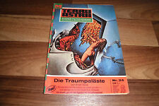 TERRA ASTRA  # 24 -- die TRAUMPALÄSTE // Evolutionspolizei / Ernst Vlcek 1972