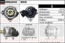 Delco Remy Alternator DRB1810 - BRAND NEW - GENUINE - 5 YEAR WARRANTY