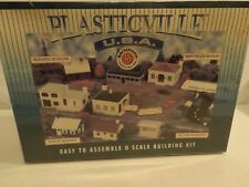 O Plasticville kit - two Cape Cod houses, NIB