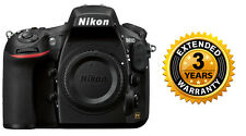 Nikon D810 FX-format Digital SLR Camera Body + 3 Year Extended Warranty!! NEW!!
