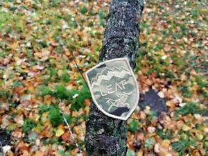 Vintage Arcteryx LEAF Military Patch Shield Ripstop USA CANADA Beams Palace