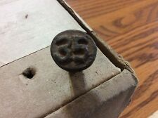 Dated Railroad Nail from 1935