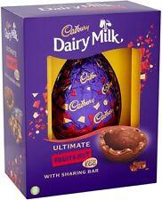 Cadbury Dairy Milk Ultimate Fruit&Nut Easter Egg with Sharing Bar-560g Exp 07/20