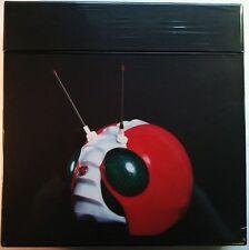 Japan Laserdisc Box Set. KAMEN RIDER V3 aka MASKED RIDER  [Henshin, Sentai]