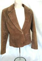 Bernardo Nordstrom Womens Suede Leather Brown Jaclet M Medium