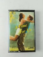 A Time For Us by Al Caiola Cassette Tape 1986