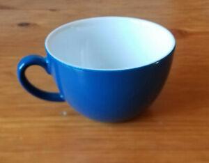 Kahla Porzellan - Milchkaffeetasse-  grünblau - 400ml