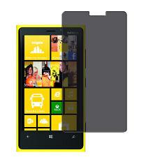 Blickschutzfolie Nokia Lumia 920 Privacy Displayschutz Folie Antispy schwarz