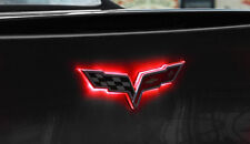 C6 Corvette 2005-2013 LED Front / Rear Emblem Lighting Effects