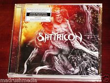Satyricon: S/T ST Self Same - Limited Deluxe Edition CD 2013 Bonus Tracks NB NEW
