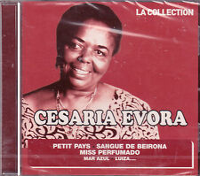 CD 14T CESARIA EVORA LA COLLECTION BEST OF 2002 NEUF SCELLE