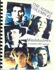 "SeaQuest DSV Fanzine ""The Agony Column #2 - Mindshadows"" GEN"