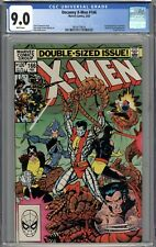 Uncanny X-Men #166 CGC 9.0 VF/NM 1st Appearance of Lockheed WHITE PAGES
