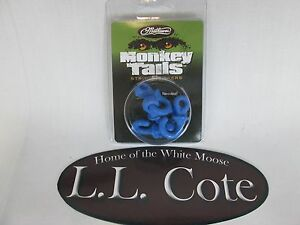 Mathews Monkey Tails String Dampeners BLUE