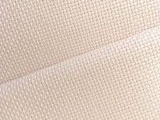 Ivory / cream 11 count Aida 110 x 100 cm Zweigart