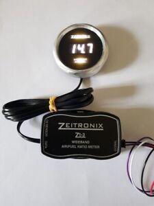 Zeitronix ZT3 + ZR3 Display, AFR Mess-System mit Lambda - Sonde