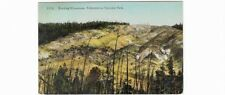 ca.1915 Postcard. Roaring Mountains, Yellowstone National Park.