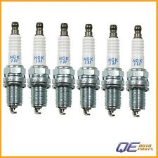 Set of 6 Spark Plugs NGK Laser Iridium IFR6J11 Suzuki Grand Vitara XL 7 2 7L V6