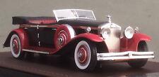 GLM 1932 Rolls Royce Phnatom II Brewster Newmarket Permanent Sport Sedan Open