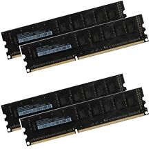 4x 4GB 16GB ECC Unbuffered RAM Arbeitsspeicher DDR3 1866 Mhz UDIMM PC3-14900E