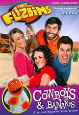 The Flizbins: Cowboys & Bananas  DVD***NEW***