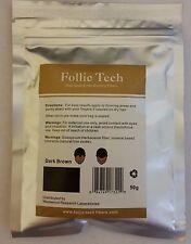 10 57 gram Hair Building Fibers Refill Dark Brown Thinning Hair Concealer