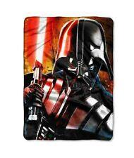 Star Wars Master of Evil Darth Vader 46x60 High Definition Silk Touch Throw