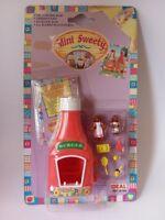 Very Rare Mini Sweety - Burger Bar Playset (Ideal, 1997) La Hamburguesería - NEW