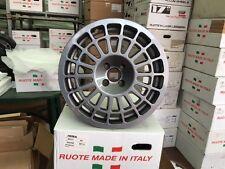 4 Cerchi wheels adattabili Montecarlo 8x17 Fiat Grande Punto Abarth NO CINA
