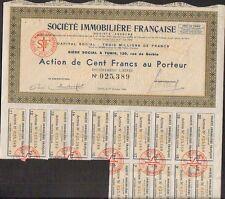 Société Estate Französische (Tunesien) (S)