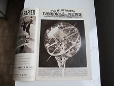 The Illustrated London News - Saturday October 12, 1957