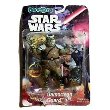 Star Wars Bend Ems Gamorrean Guard 1994 by Just Toys With