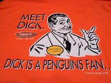 New Philadelphia Flyers Don't Be a Dick Anti-Pittsburgh Penguins Shirt 2XL S88